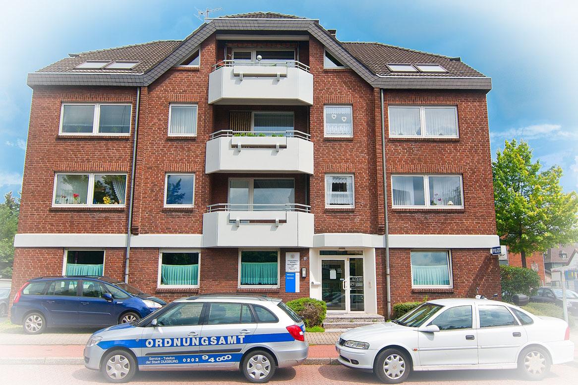Polizei Walsum
