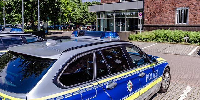Schülerpraktikum Bei Der Polizei Duisburg Duisburg